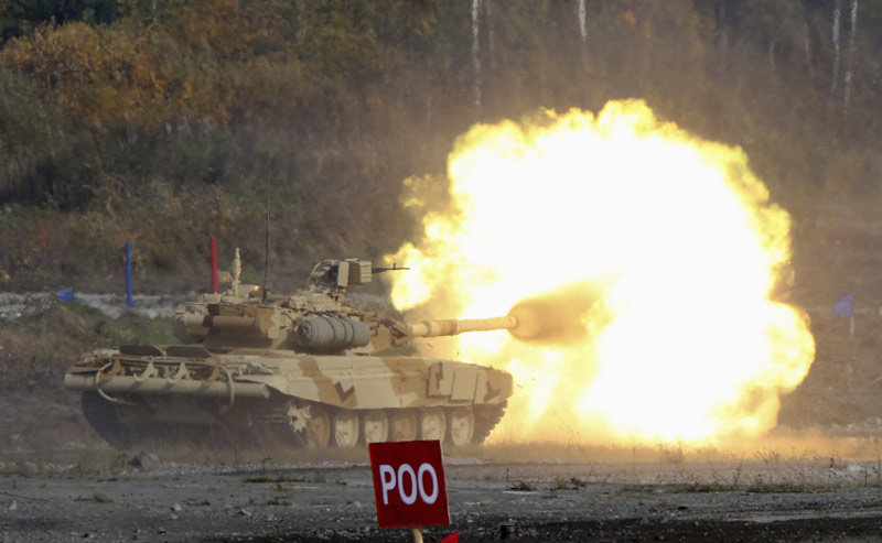 Exhibition at Russia Arms Expo 2013[5]|chinadaily.com.cn