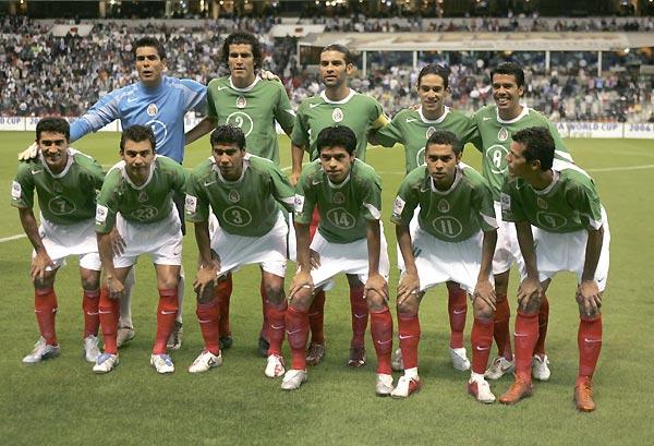 Squadra del Messico 2006