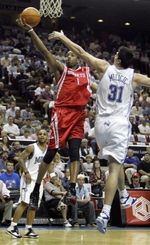 mc grady single guys Tracy mcgrady believes players should be forced to stay in even though tracy mcgrady hasn't played a single second yet in the there are plenty of guys that.