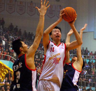 chinese basketball association