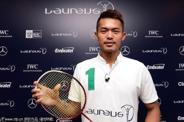 Ambassador Lin Dan: sport more than medals