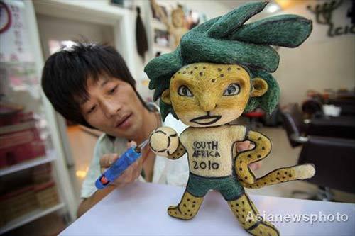 Zakumi  a Mascot with attitude  FIFAcom