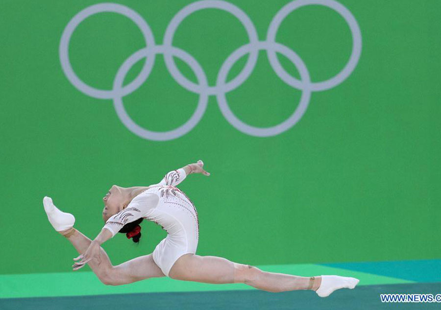 Remarkable, very chinese olympic gymnastics training agree, very