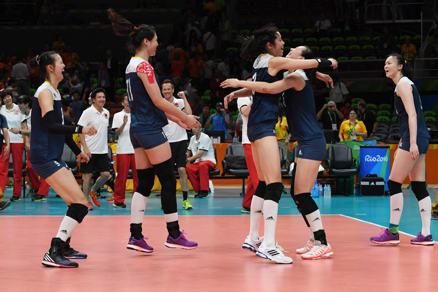 China inches toward gold after beating Netherlands[3 ...
