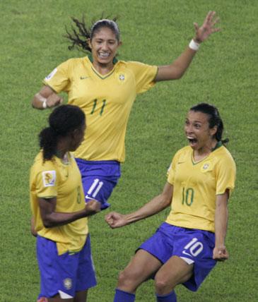 FIFA Women's World Cup Soccer: 1999 USA vs. Brazil Semi Final movie