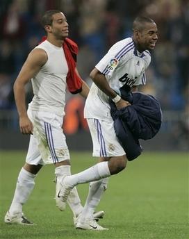 f5f14b714 Real Madrid s Robinho of Brazil