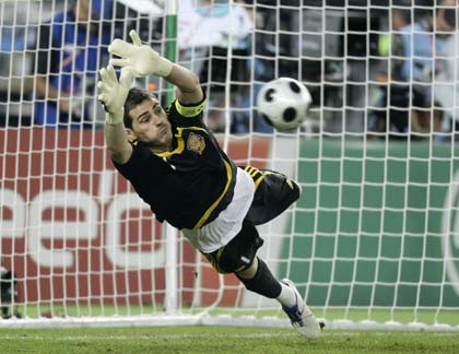 Iker Casillas Euro 2008