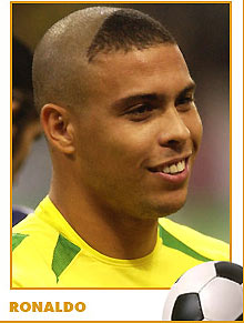 Ronaldo Tops Worst Haircut Voting In Soccer History