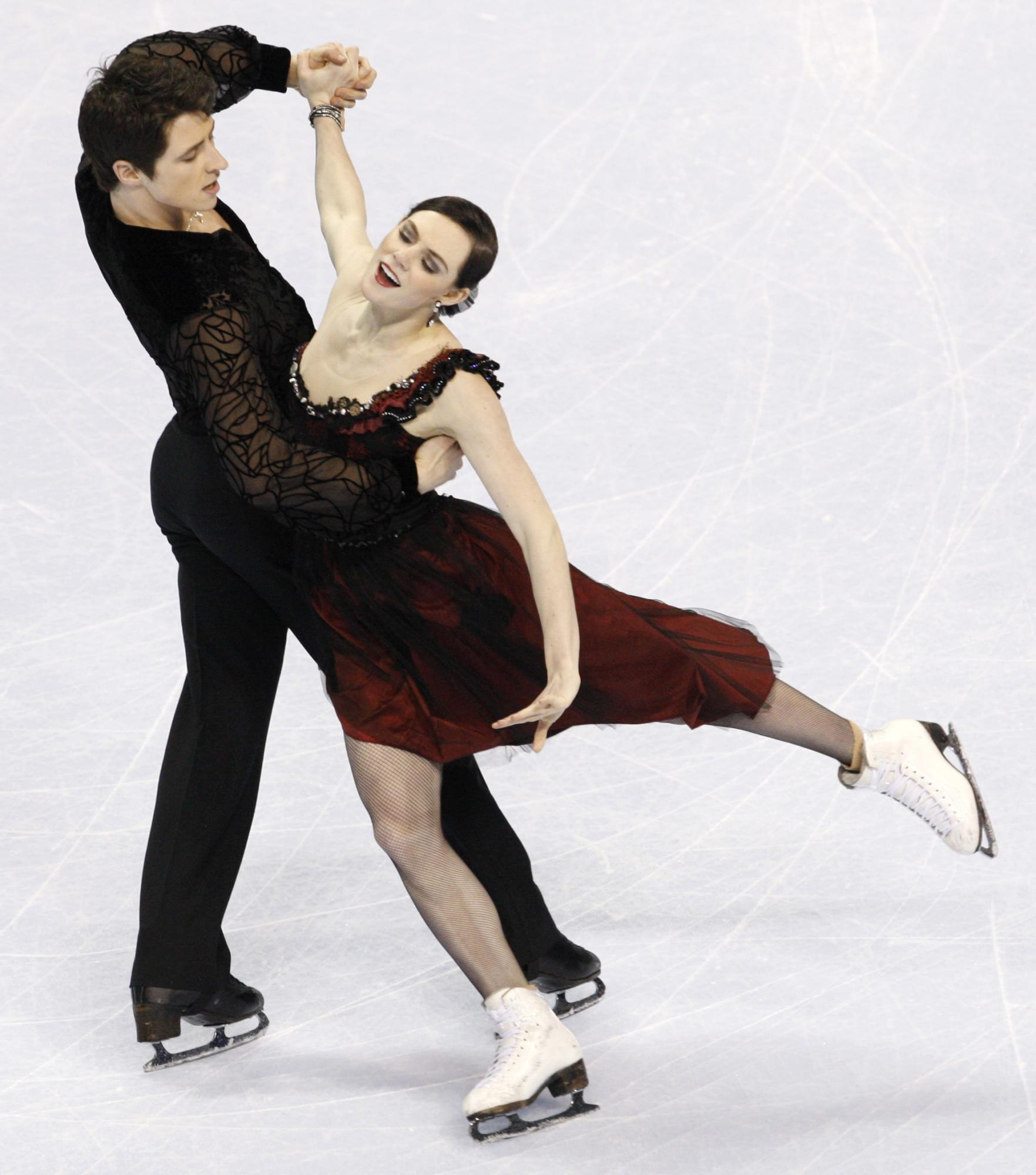 Ice Dance At 2010 Bmo Canadian Figure Skating Championships