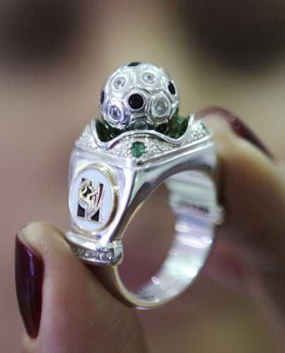 Ronaldo Rings