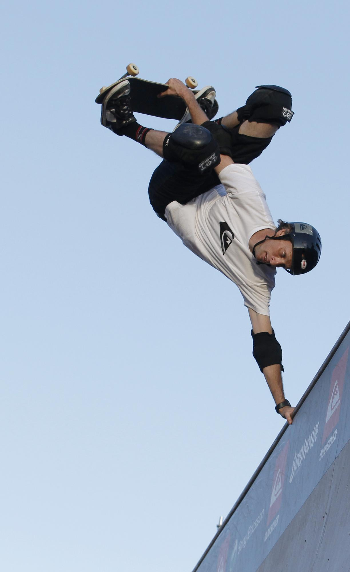 the life and career of tony hawk Tony hawk talks about a defining moment in his career in new of a game or the life of your favorite athlete's career from tony hawk's 900 to sean.