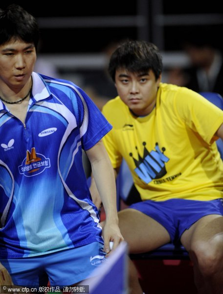 Table tennis: Shakehand, penhold vie for better style