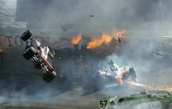 What Race Car Driver Just Died