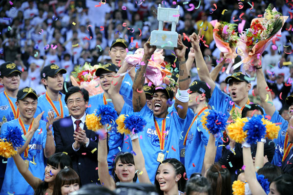 Former NBA player Stephon Marbury wins Chinese Basketball ...