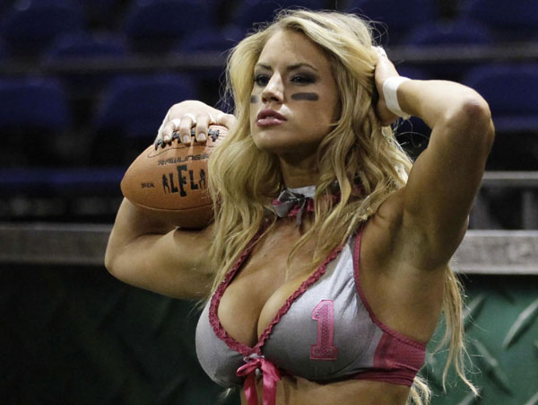 b7dee802ff9 Lingerie Football League eyes China expansion |Highlights ...