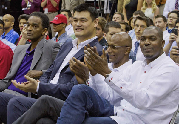 NBA狀元簽最多的球隊:火箭選了4個超級中鋒,騎士最幸運!