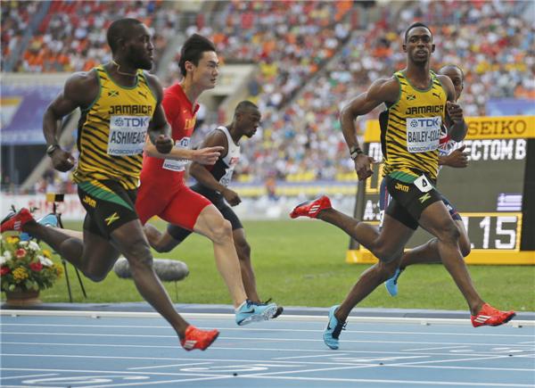 2013 World Championships in Athletics �13 Mens marathon