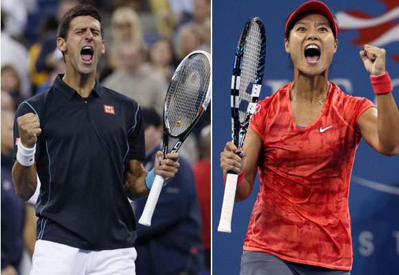 Li Na to face Djokovic at China Open anniversary - Sports ...