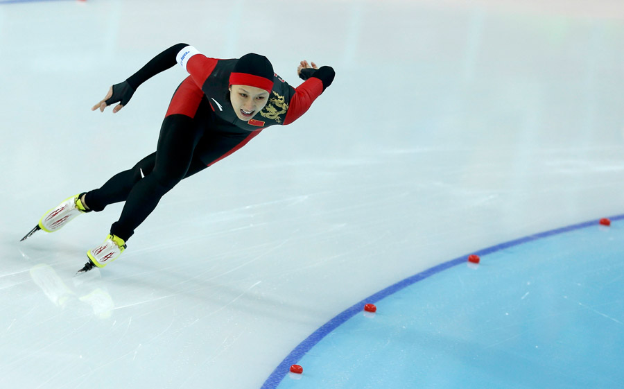 Young talent prevails in China's Sochi journey[1 ...