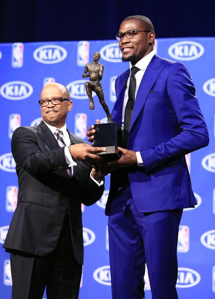 Thunder s Kevin Durant...
