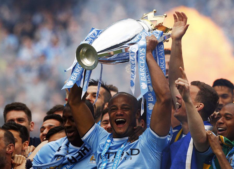 Man City wins English Premier League[1]- Chinadaily com cn