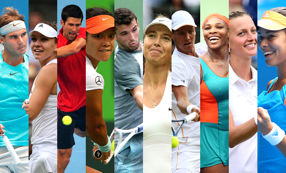 Stars to shine at China Open