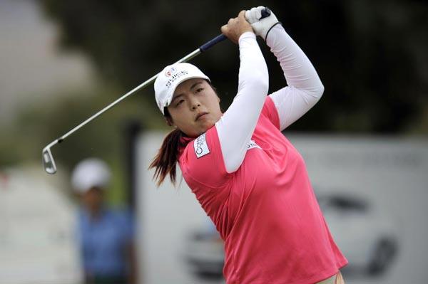 Avid Golfathon players swing for Olympics