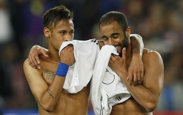 'Executioner' Neymar hailed by Brazil's media