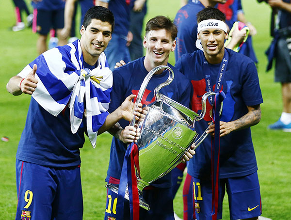 Things Learned From Barcelonas Champions League Win