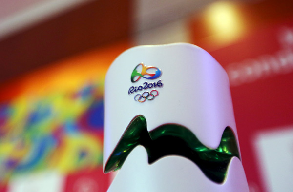 Rio begins search for Olympic torch bearers - Sports