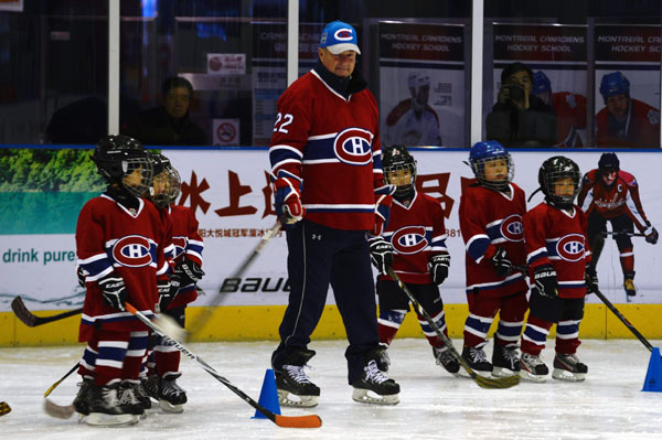 Ice Hockey Potential In China Appeals To World S Best 1 Chinadaily