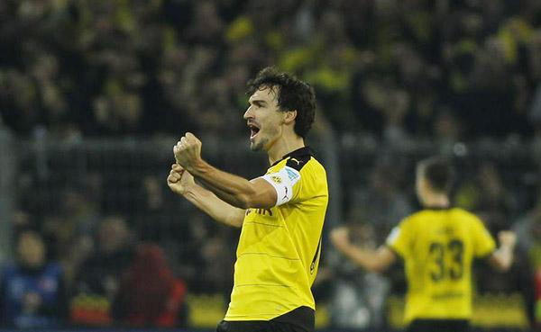Borussia dortmund singles