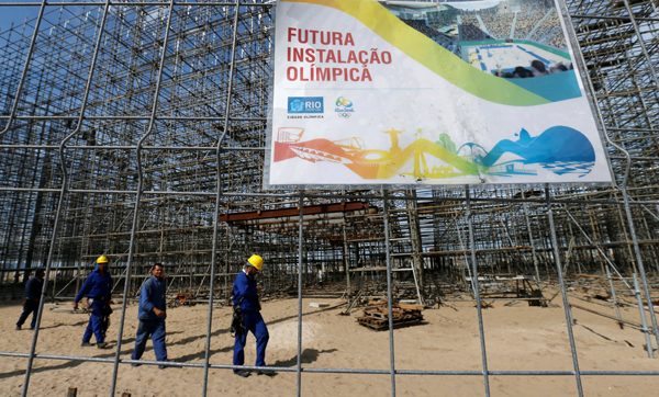 Brazilian government offers financial lifeline for Rio Olympic ...