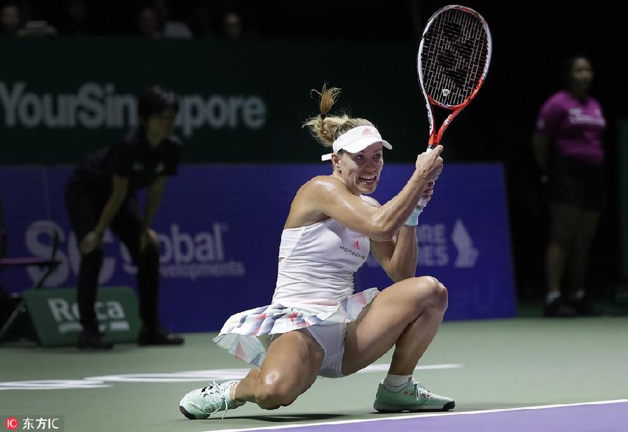 Wta tennis finals