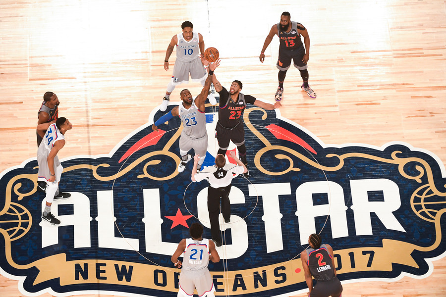 No defense allowed as West beats East in All-Star game[2