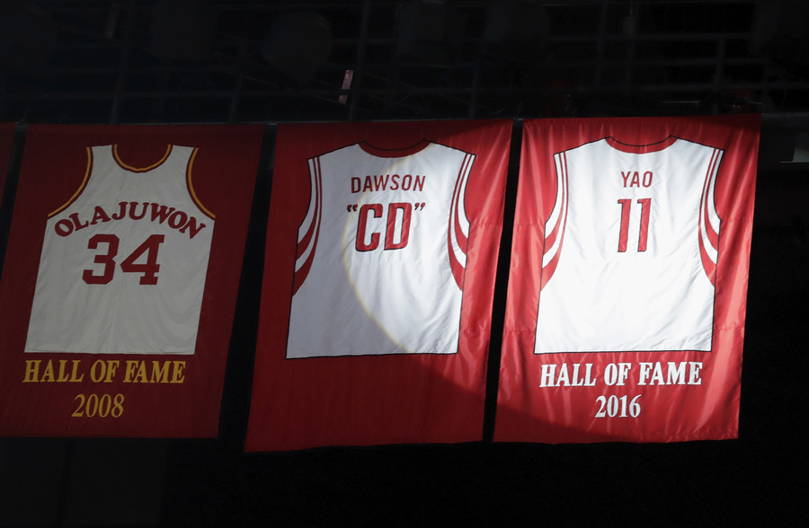 best service 8c254 729ab Yao Ming elected chief of Chinese Basketball Association[4 ...
