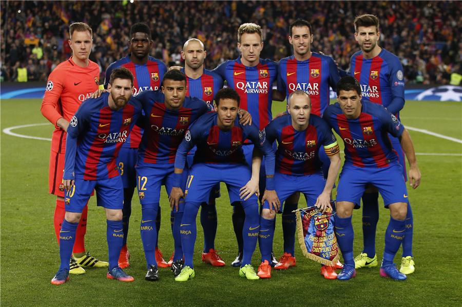 barcelona torwart