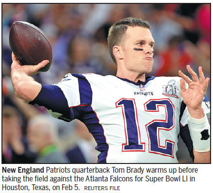 Brady's missing Super Bowl jerseys recovered in Mexico - Sports