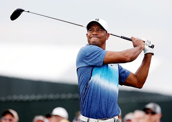 woods says will miss masters  no timetable for return