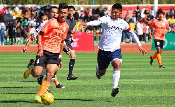 International college soccer tournament kicks off in North China[1