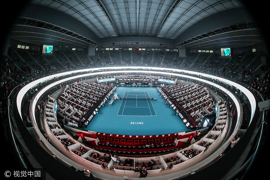 China Open Gets Started In Beijing