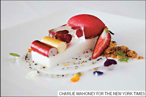 Food Artists Looking To Fill A Gap Lifestyle Trends Chinadaily Com Cn