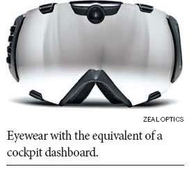 a frame oakley goggles  goggles made by oakley