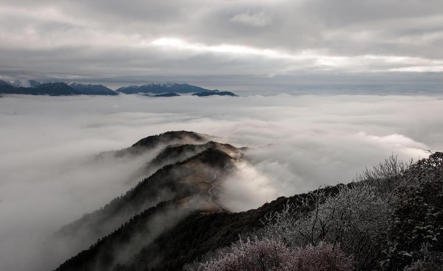 Magic mountain on the sky road[1]