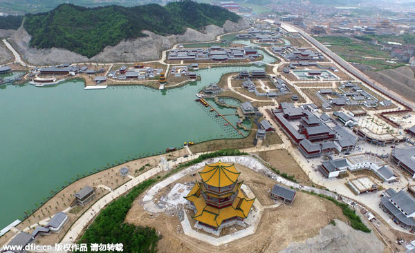 Old Summer Palace may sue over controversial replica - Lifestyle