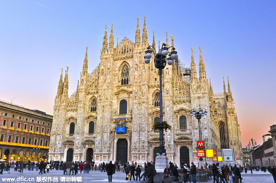 Attractions you shouldn't miss in Milan[1]