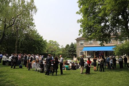 British Chamber AGM & Summer Garden Party to launch - Lifestyle