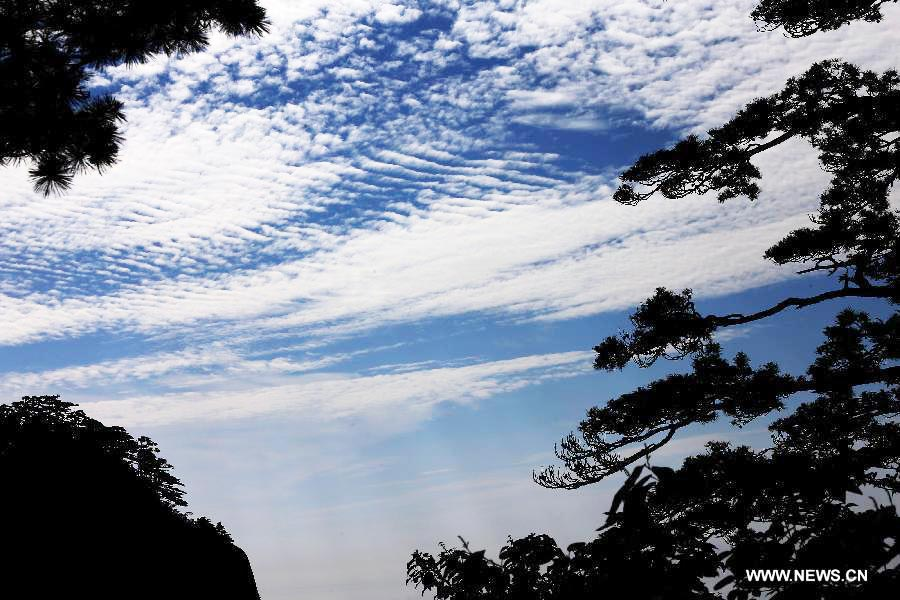 Cloud scenery after rainfall seen in E China[1]
