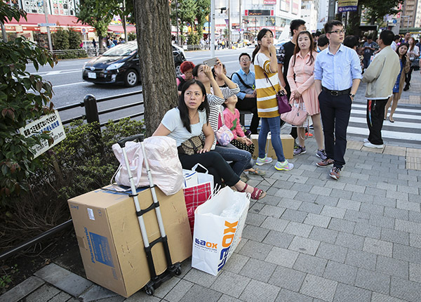 More Chinese tourists go abroad - Lifestyle