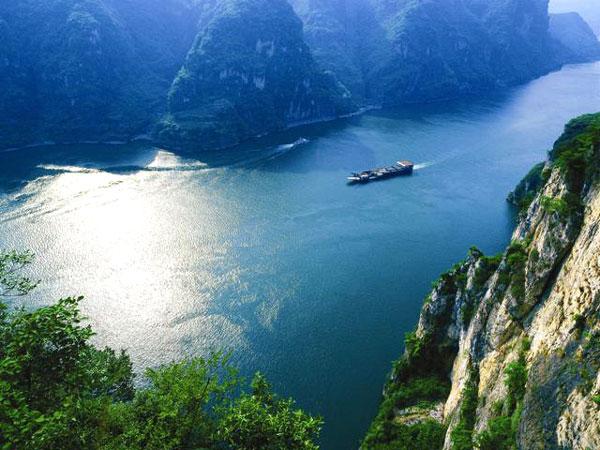 2. Yangtze Nehri Bölgesi, Çin